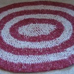 Rag Rugs Are A Blast To Make And Do Not Require Any Fancy Techniques Like Crocheting The Fairly Quick You Can See Results Of Your
