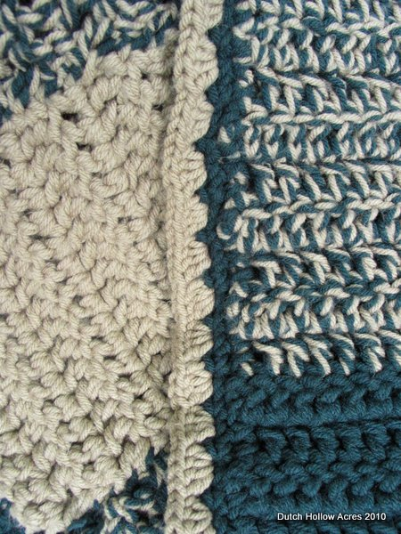 Crochet Edging - Unusual and Unique Homemade Gifts Made Easy