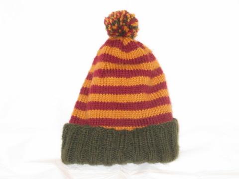 Waldo Watch Cap Knitting Pattern Alpacabytes Dutch Hollow Acres