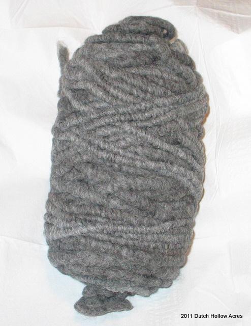 Rug Yarn - Grey